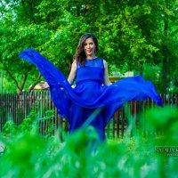 летящее платье :: Наталья Корнилова