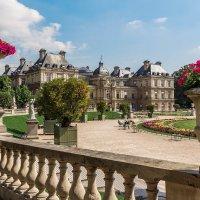 Люксембургский дворец в Париже :: Вадим *