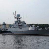 К празднику ВМФ :: Вера Щукина