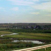 Алтайские деревни. :: Мила Бовкун