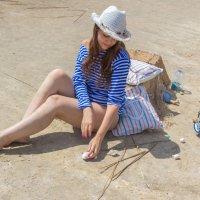 лето, солнце и песок :: Алена Дегтярёва