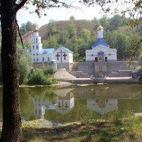 Храм и часовня :: Александр Алексеев