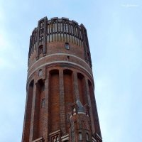 Люнебург (серия) Водонапорная башня :: Nina Yudicheva