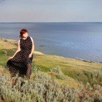 и мне повезло попасть в кадр... )) :: Райская птица Бородина