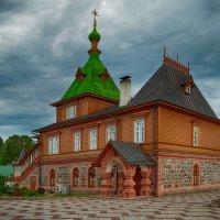 Пюхтицкий Успенский монастырь :: Priv Arter