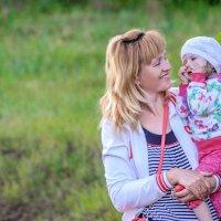 Дочки-матери :: Камилла Демидова