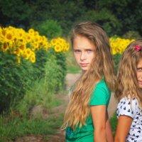 сестрички :: Юлия Коноваленко (Останина)
