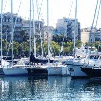 Барселона.Яхты :: татьяна
