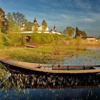 Вид на Ферапонтов монастырь :: Валерий Толмачев