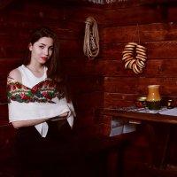студийная съемка :: Салима Боташева