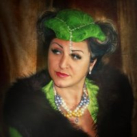 мамин портрет :: Анна Скиргика