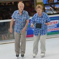 Ледовый променад... :: Tatiana Markova