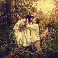 свадебные сказки.... :: Светлана Мизик