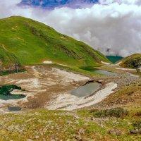 Горное озеро :: Роман Величко