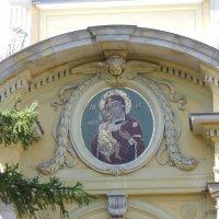 Изображение Мамы божей в Петропавловке :: Виктор Егорович