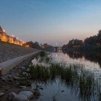 Набережная реки Вологды :: Татьяна Копосова