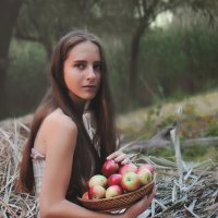 Яблочный Спас :: Xeniya Likich