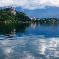 Словения, озеро Блед :: Svetlana
