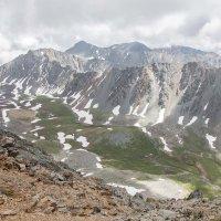 Вид с Акташского ретранслятора на высоте 2950 метров :: Alex AST