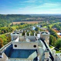 Замок Глубока над Влтавой в Чехии :: Денис Кораблёв