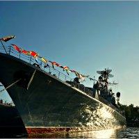 Корабль... :: Кай-8 (Ярослав) Забелин