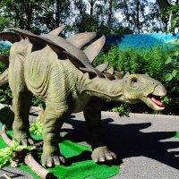 Парк динозавров :: Маргарита