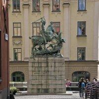 Стокгольмский святой Георгий :: Александр Рябчиков