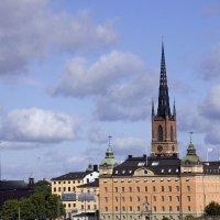 Узнаваемые башни города Стокгольма :: Александр Рябчиков