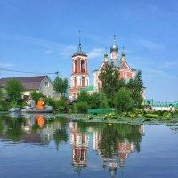 Церковь Сорока мученников Севастийских в Переславле-Залесском :: Ирина Бирюкова