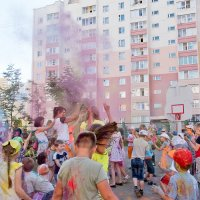 Праздник ХОЛЛИ :: Юлия Мамошина