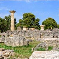Греция, Древняя Олимпия. :: Jossif Braschinsky
