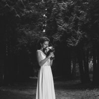 Светлана.Ботанический сад :: Katerina Lesina