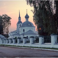 Храм во имя Святых мучеников Александра и Антонины Римских. Кострома. :: Олег