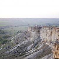 На Белой скале :: Полина Дюкарева