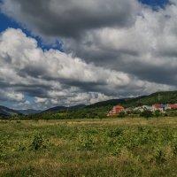 Облака на Дивноморском :: Андрей Дворников