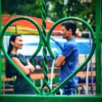 сквозь сердце :: Sofya Nikitina