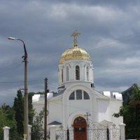 Церковь. :: Андрeй Владимир-Молодой