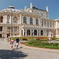 Одесский государственный академический театр оперы и балета. :: Mihail Mihaylov