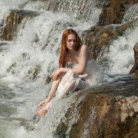Нежность среди бурных рек :: Kate Plotnik