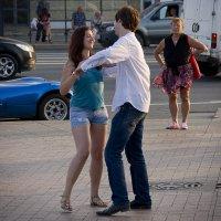 Когда танцуешь с удовольствием :: Светлана marokkanka