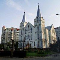 баптистская церковь :: Александр Корчемный