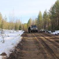 Вот она Гайно - Кайская железная дорога...Одна из самых неизвестных железных дорог России :: Александр Широнин