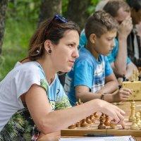 Шахматы не для слабых духом (Стейниц) :: Андрей