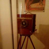 Фотоаппарат начала 20 века. (музей Петропавловская крепость)Название :: Светлана Калмыкова
