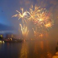2ой Фестиваль Фейерверков. 2. :: Alexey YakovLev