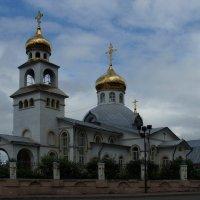 Храм, Междуреченск :: Юрий Оржеховский