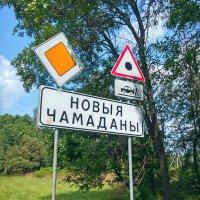 Кому чемоданы? :: Vladimir Semenchukov
