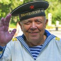ВМФ - всех с праздником, родные ! :: юрий Амосов