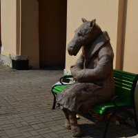 ... кто... кто... конь в пальто... ))) :: Victor