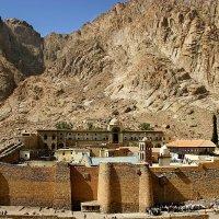 Египет. Синай. Монастырь Святой Екатерины :: Андрей Левин
